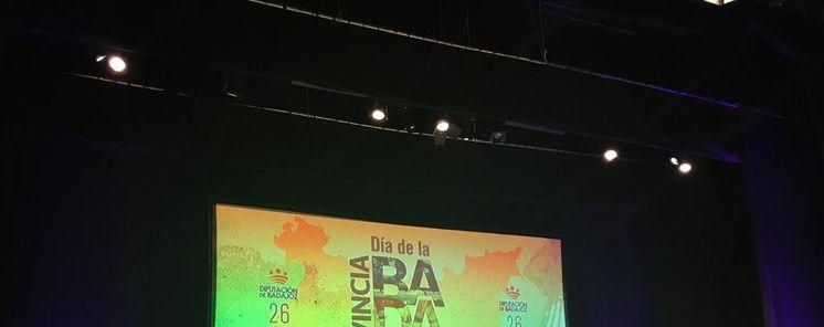 Defensa del mundo rural y labor municipal y provincial en el I Da de Provincia de Badajoz