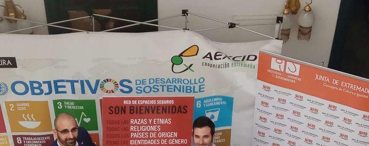 AEXCID y el IJEX apuestan por espacios pblicos seguros y libres de racismo y xenofobia