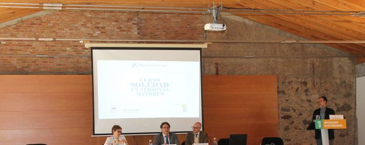En Extremadura hay 112000 hogares unipersonales de ellos 48000 son mayores de 65 aos