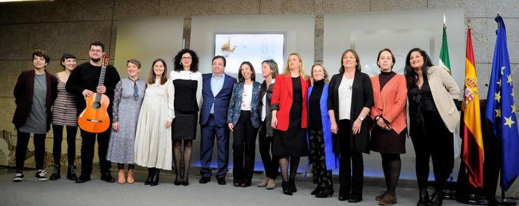 Extremadura ser ms y mejor si se contina labor para las mujeres por la igualdad