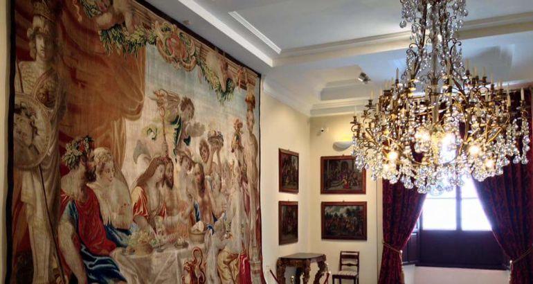 El Palacio de los Golfines de Abajo en Cáceres amplía una semana el periodo d...