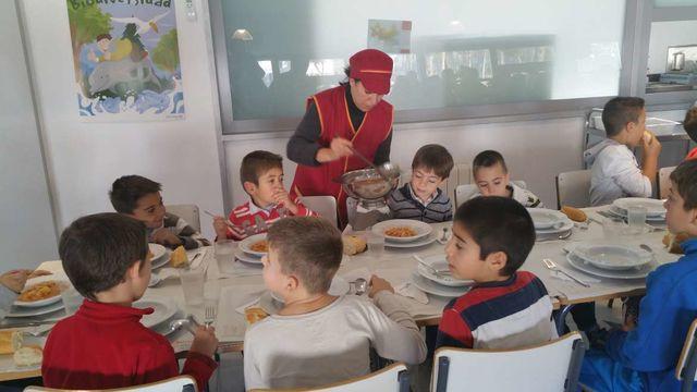 Las ayudas individualizadas para transporte y comedor for Ayudas para comedor escolar