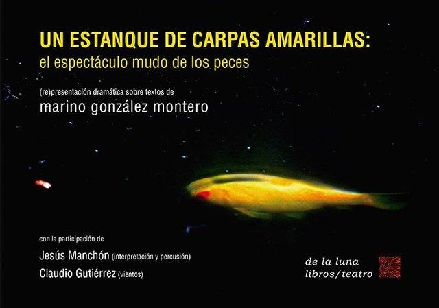 El teatro l pez de ayala de badajoz ofrece este jueves la for Estanque de carpas