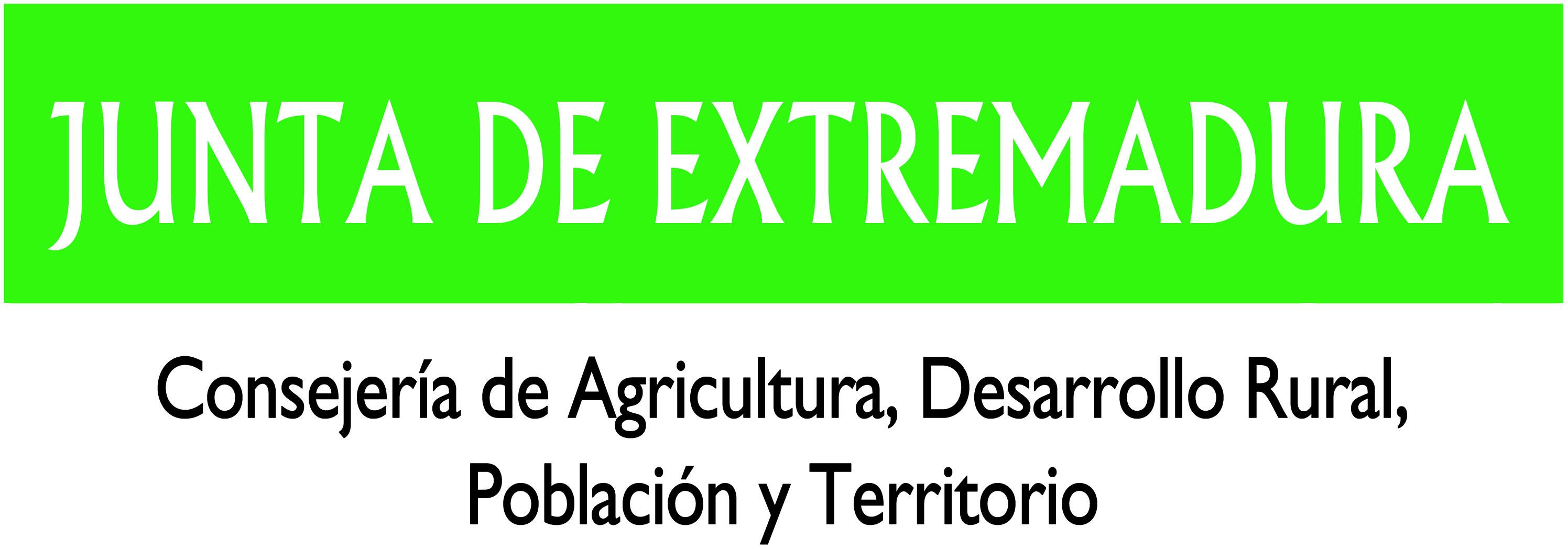 logotipo consejería agricultura