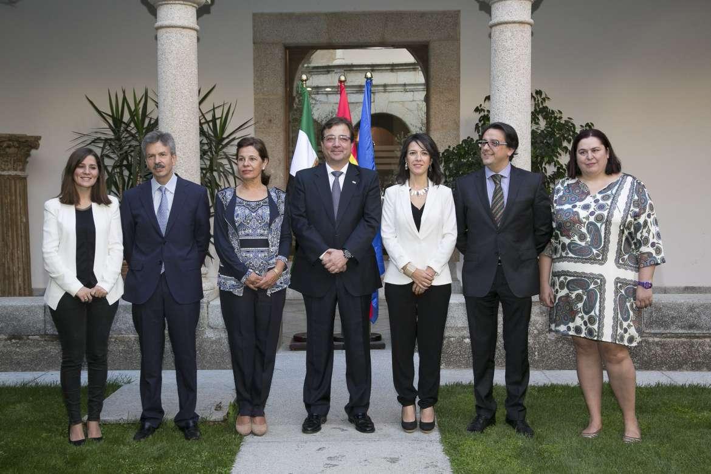 Begoña García Bernal en el nuevo Gobierno extremeño