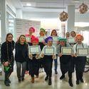 9 mujeres finalizan formacin en Carnicera y Snack en Mrida
