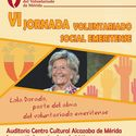 El voluntariado emeritense homenajea a Lola Dorado tras 20 aos al frente de la Plataforma