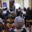 Fademur defiende en Guarea que el futuro de los pueblos no se entiende sin las mujeres