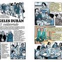 Mujeres extremeas ilustradas para dar visibilidad a quienes lucharon por la igualdad