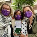 La Guardia Civil premia a FADEMUR por su lucha contra la violencia de gnero