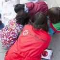 Ms 92 de los hogares de las mujeres atendidas por Cruz Roja est en riesgo pobreza