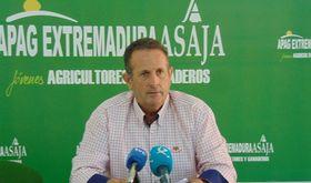 APAG Extremadura Asaja propone medidas fiscales legislativa y de financiacin ante sequa