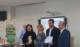 INTROMAC primer premio Extremadura Verde