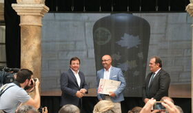 Via Puebla Seleccin Premio Gran Espiga Vino DO Ribera del Guadiana