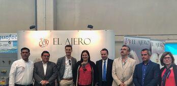 Begoa Garca Bernal insta a la unidad del sector del ajo