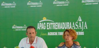 APAG Extremadura Asaja critica intervencionismo de la Junta al prohibir uso maquinaria
