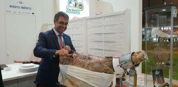 Extremadura exhibe en Meat Attraction los mejores productos crnicos de la regin