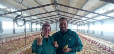 ngel Snchez Premio Nacional Joven Agricultor Emprendedor