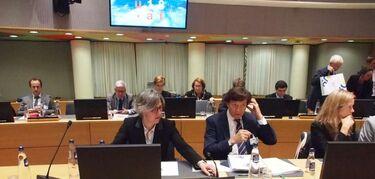 Consejera de Cultura e Igualdad participa en el Consejo de Ministros de la UE en Deporte