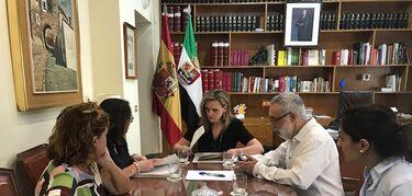En Extremadura, hay 1.547 mujeres víctimas de la violencia de género