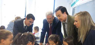 V Campaña de Cocemfe Badajoz para sensibilizar en igualdad oportunidades ámbito educativo