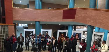 """El Centro Cultural Alcazaba de Mérida acoge la exposición """"Yo, tú, ellas"""""""