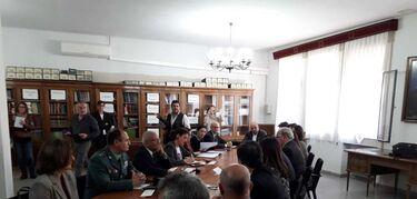 Constituida la Comisión Provincial de Badajoz contra la violencia de género