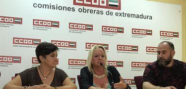 CCOO y Extremadura Entiende favorecerán la
