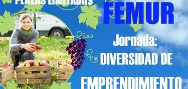 Llega a Miajadas un programa de Femur para fomentar emprendimiento de mujer en medio rural