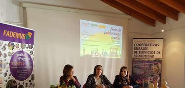 Subrayado el papel de las mujeres en pujanza del sector cooperativista y economía social
