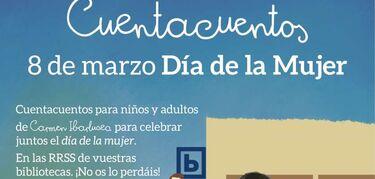 Las bibliotecas extremeñas celebrarán el Día de la Mujer con diferentes actividades