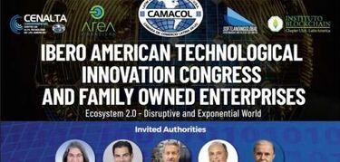 España presente en Congreso Iberoamericano de Innovación Tecnológica y Empresas familiares