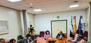 Junta avanza en concertación social Estrategia ante Reto Demográfico y Territorial