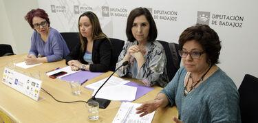 La Diputaci�n de Badajoz impulsa los Consejos Municipales de Mujeres para que su