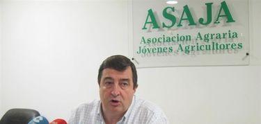 Asaja acusa a CCOO de romper acuerdo logrado entre organizaciones agrarias y sindicatos