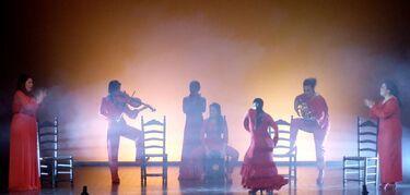 El espectáculo extremeño 'Mehstura. Mujeres del Flamenco' se representará el 15 de enero en el Festival de Nimes