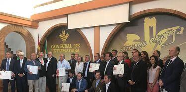 Industria Crnica Villar y Privilegio Romale Premios Espiga