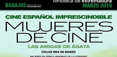 Filmoteca Extremadura propone un viaje alrededor del cine de mujeres
