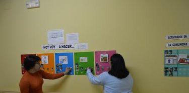 Extremadura en el encuentro estatal Prcticas Admirables de Plena inclusin Espaa