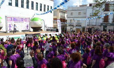 La Carrera de la Mujer de Arroyo de la Luz  tendrá lugar el 21 de abril