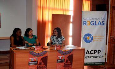 Consejo Senegalés Mujeres muestra en Extremadura su labor por conseguir equidad de género