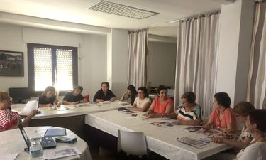 Fademur fomenta emprendimiento rural con un taller del programa Ruraltivity en Barcarrota