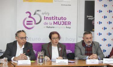 II Plan de Igualdad incluye medidas para colaboradores integran Carrefour en Extremadura