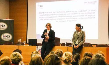 Destacado el papel de las asociaciones de mujeres en el desarrollo democrático
