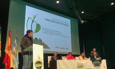 García Seco destaca la importancia de que jóvenes y mujeres se incorporen al campo