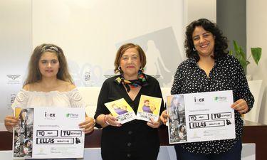 Una muestra reivindica en Villanueva la inclusión de mujeres con discapacidad
