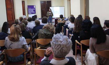 Fademur defiende en Guareña que el futuro de los pueblos no se entiende sin las mujeres