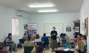 Más de cien mujeres extremeñas participan en talleres de Fademur