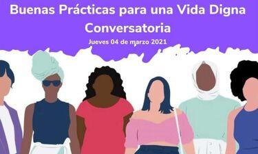 Mujeres migrantes, IMEX y AEXCID defienden sociedad mejor, más justa e igualitaria