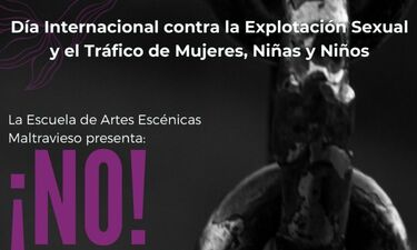 Actividades del Ayuntamiento Cáceres para concienciar sobre explotación sexual de mujeres